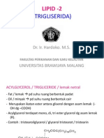 2. Lipid -Trigliserida