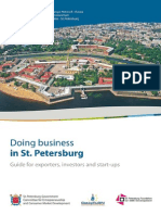 Doing business in St. Petersburg - 2014