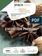 Biofach India 2014 Exhibitors Manual Pw