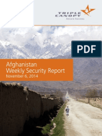 Afghan weekly update