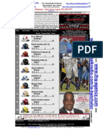 Dr. Cavil's Inside The HBCU Huddle (Weekend Review)--