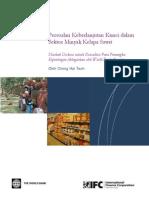 Persoalan Keberlanjutan Kunci Dalam Sektor Minyak Kelapa Sawit