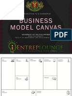 Condensed Business Model Canvas