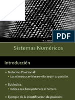 Sistema Numéricos