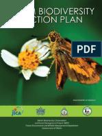 Sikkim Biodiversity Action Plan Aug 2012 Finalweb