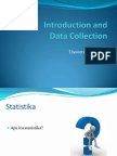 Introduction and Data Collection