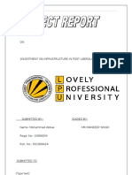 Economics Term Paper1