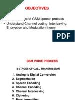 GB 0103 E1 GSM Speech Process