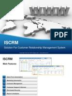 Unlicensed ISCRM Datasheet