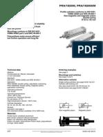 Norgren pneumatic cylinders