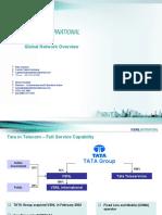 VSNL Network Overview Sept05
