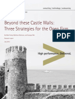 Accenture Beyond These Castle Walls Three Strategies Open Firm