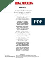 MFK Poetry 10