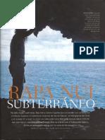 Rapa Nui Subterráneo