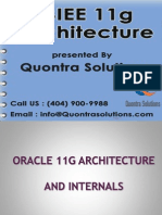 OBIEE 11g Architecture Quontra Solutions