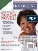 Writer's Digest January 2015