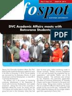 Infospot Issue 38-2014