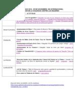 Agenda de Canarias 2014