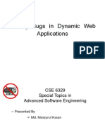 Synapseindia Monjurul-Bugs in Dynamic Web Applications -Part1