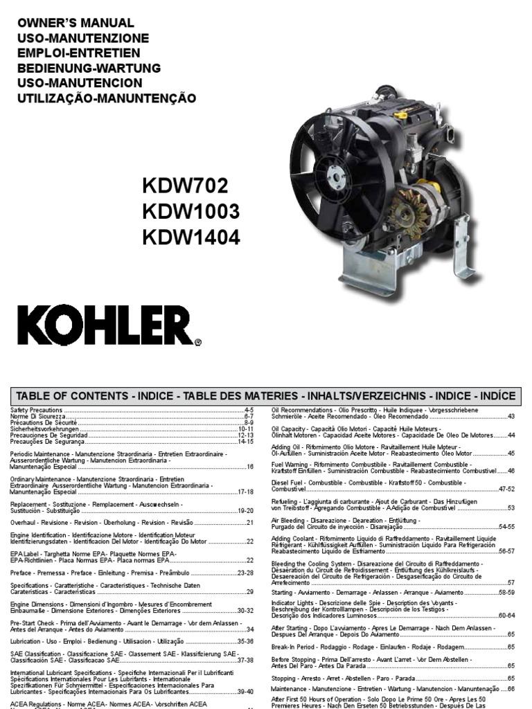 Niedlich Kohler Kleinmotor Schaltplan Galerie - Die Besten ...