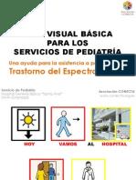 Guía Visual Básica para los Servicios de Pediatría