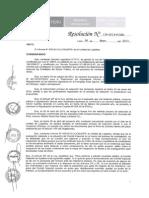 Resolución IPD Francisco Boza