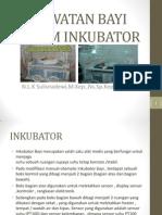 Perawatan Bayi Dalam Inkubator