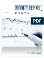 Daily Commodity Report 12-11-2014