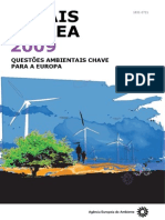 Questões Ambientais Chave Para a Europa