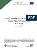 Plan local mobilitate