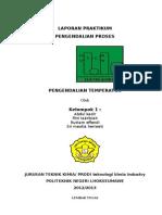 Laporan Pengendalian Temperatur TKI 2014