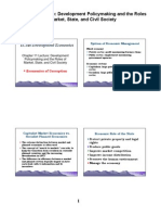 11Chapter11Lecture-DevelopmentPolicymaking