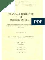 Francais Ju Rid i Que