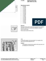 Replacing Timing Chain -MOTOR m62tu -bmw-e38 e39.Vanos2