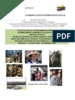 Informe Seguimiento Avance Acuerdos PND 2010-2014_Grupos Étnicos_corte Febrero 2012