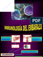 Inmunologìa Del Embarazo