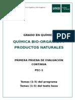 bioorganica y productos naturales