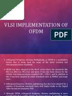 VLSI Implementation Ofdm
