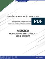Música - Série Erudita (1)