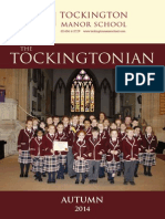 Tockingtonian 2014