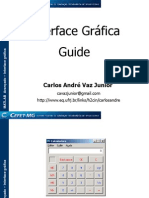 Interface Gráfica Matlab
