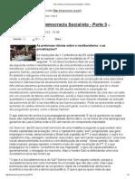 Maia - Para onde vai a Democracia Socialista (Pt III).pdf