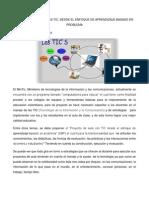 Ensayo Abp de Las Tic (1)