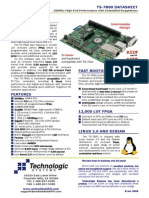 Ts 7800 Datasheet