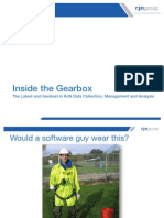 6-Inside the Gearbox the Latest and Greatest in Data Collection, Management, And Analysis
