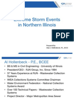7-Extreme Storm Events in Northern Illinois