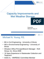 5-Capacity Improvements and Wet Weather Storage