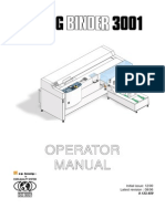 GB Operator Manual BB3001