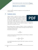 E5 medida de energia