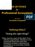 MITCH 1 CODE OF ETHICS FOR ACCOUNTANTS.ppt